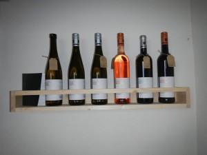 Eröffnung - Sortiment - Wein